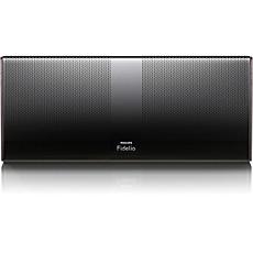 P9BLK/10 Philips Fidelio Tragbarer, kabelloser Lautsprecher