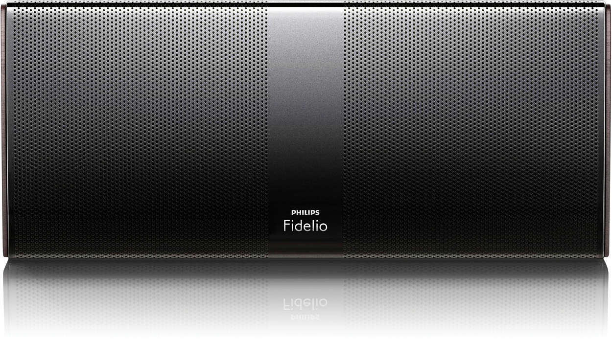 High-fidelity sound made portable