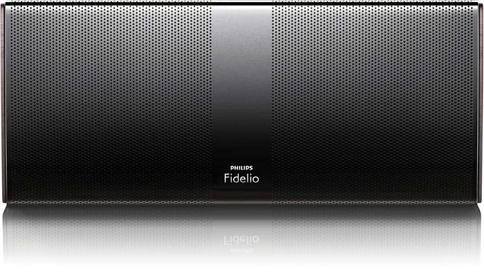 High fidelity sound made portable