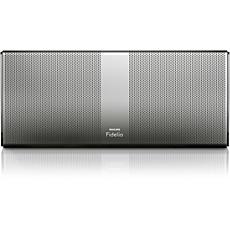 P9SLV/10 Philips Fidelio Tragbarer, kabelloser Lautsprecher