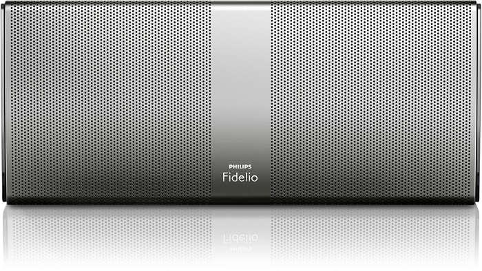 Tragbarer HiFi-Sound