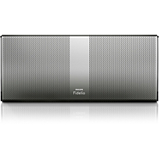 P9SLV/10 Philips Fidelio Premium Bluetooth-Lautsprecher mit Akku (Leder)