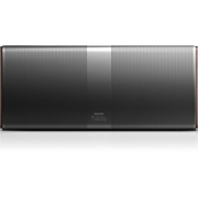 Fidelio Premium Bluetooth-Lautsprecher mit Akku und NFC