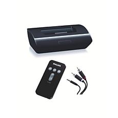PAC003/00  Audio-dokkingsett