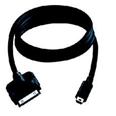 PAC006/00  Cable mini USB para cámara