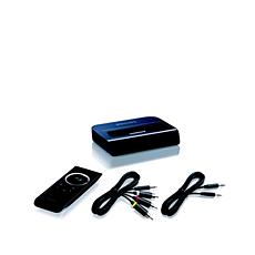 PAC009/00 -    Kit de base de A/V universal