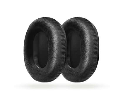 Professional over-ear cushions