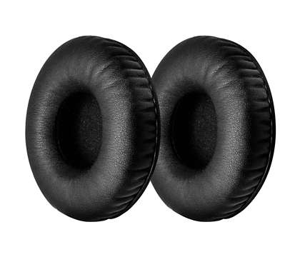 Professional on-ear cushions