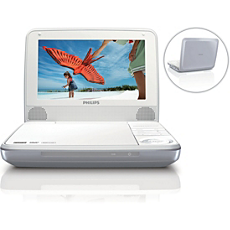 PD7000S/12  Lecteur de DVD portable