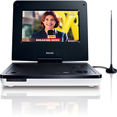PD7007/51 -    Портативный проигрыватель DVD