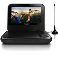 Prenosni DVD-predvajalnik