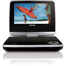PD7040/05  Portable DVD Player