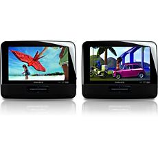 PD7042/05 -    Portable DVD Player