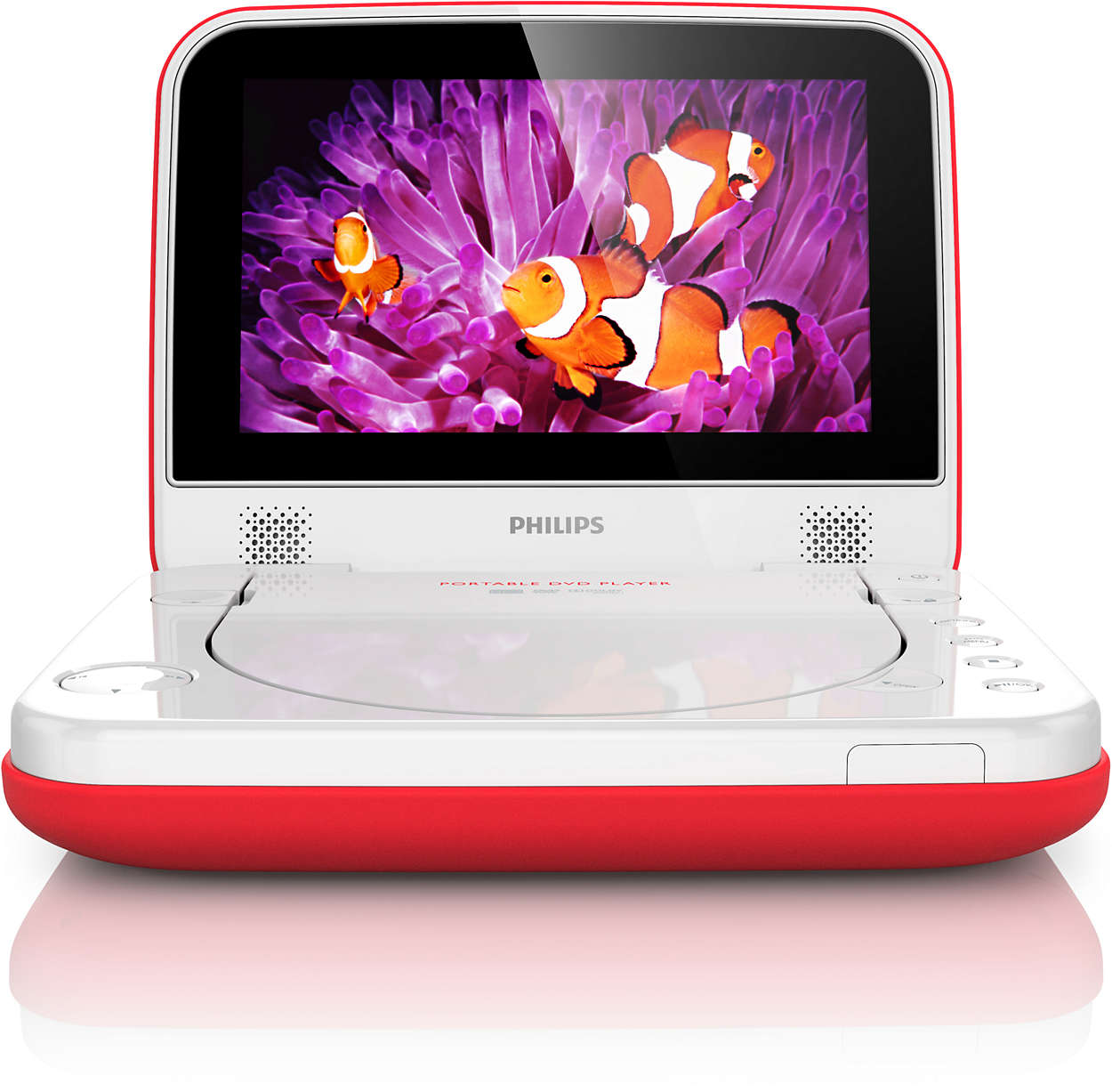 portable dvd player pd704 37 philips. Black Bedroom Furniture Sets. Home Design Ideas