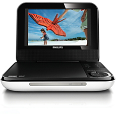 PD709/05 -    Portable DVD Player