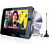 Bärbar DVD och TV