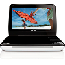 PD9000/12  DVD player portabil