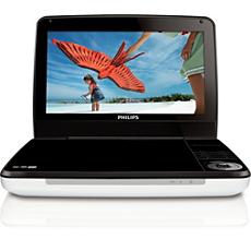 PD9000/37  Portable DVD Player