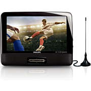 Portable DVD and digital TV