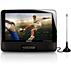 Prenosné DVD a digitálny TV