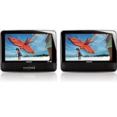 PD9012/37  Portable DVD Player