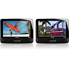 PD9016P/37 -    Portable DVD Player