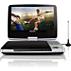 Hordozható DVD és digitális TV