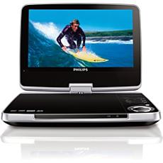 PD9060/12 -    Leitor de DVD portátil