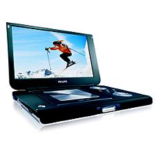 PET1000/00  Lecteur de DVD portable