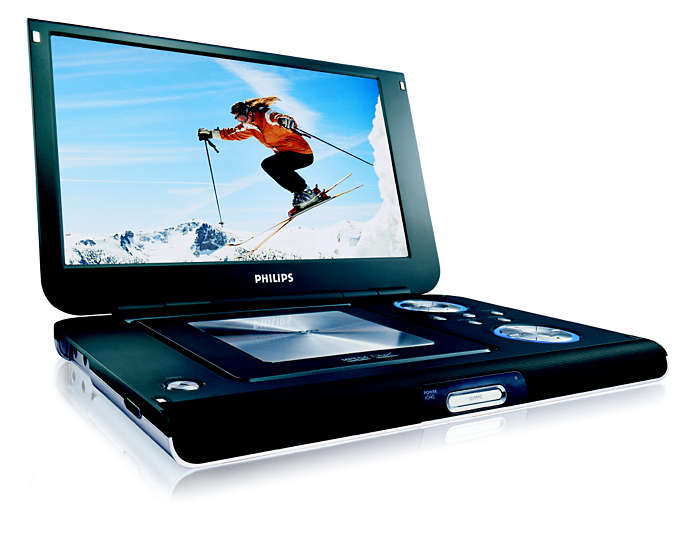Enjoy DVD and digital videos