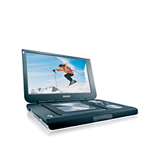 PET1002/00 -    Leitor de DVD portátil