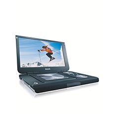 PET1002/58  DVD player portabil