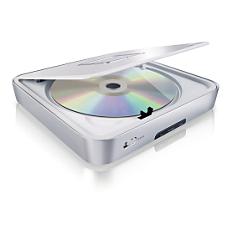 PET100/12  DVD player portabil