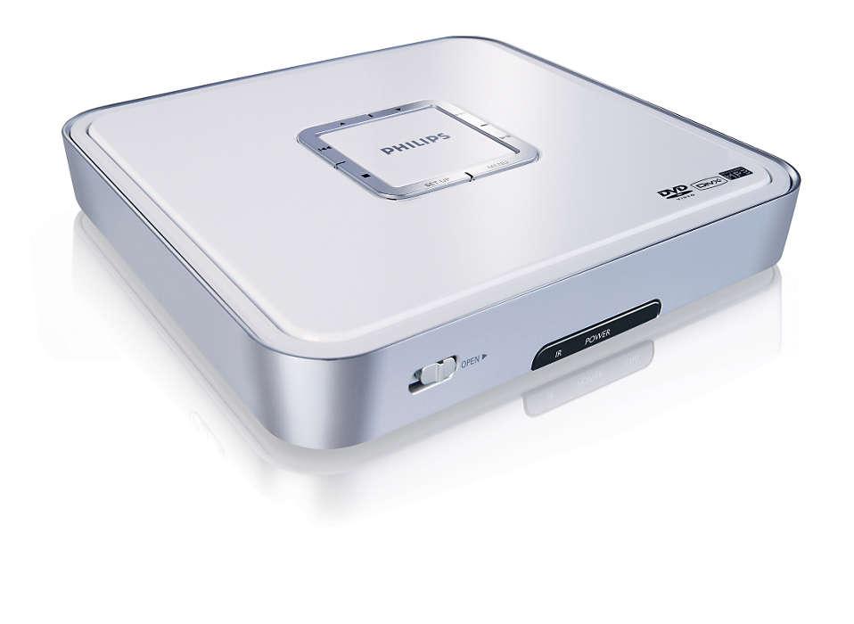 Φορητό DVD Player για όλους