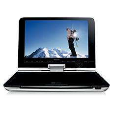 PET1030/00 -    DVD player portabil