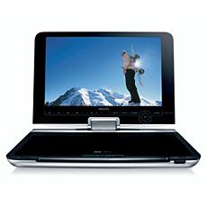 PET1031/12  Lecteur de DVD portable
