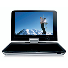 PET1031/98  Portable DVD Player