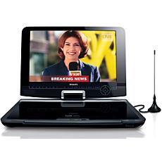 PET1046/12  DVD player portabil