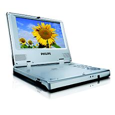 PET700/00 -    Leitor de DVD portátil