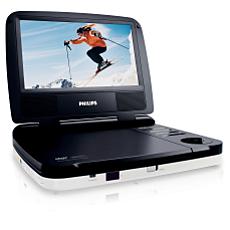 PET702/77  Reproductor de DVD portátil