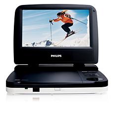 PET702/98  Portable DVD Player