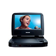 PET703/98  Portable DVD Player