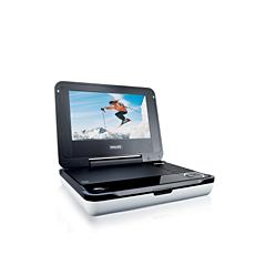 PET704/00 -    Lecteur de DVD portable