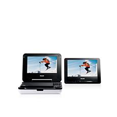 PET708/98  Portable DVD Player