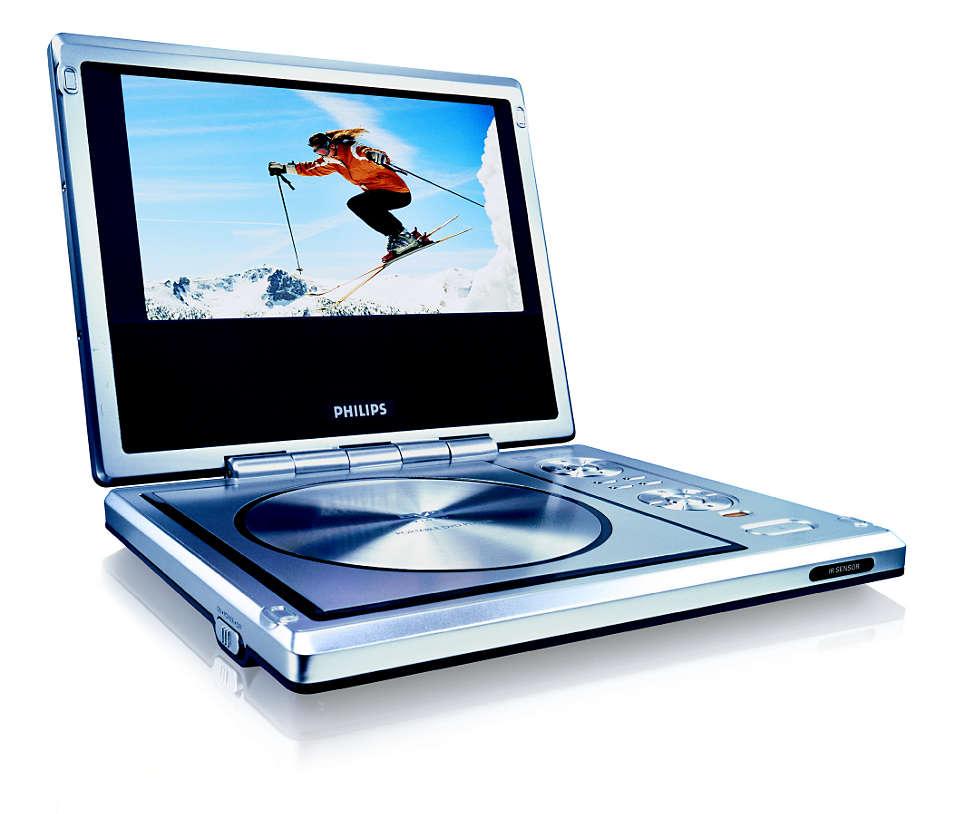 Regardez vos DVD préférés, où et quand vous en avez envie!