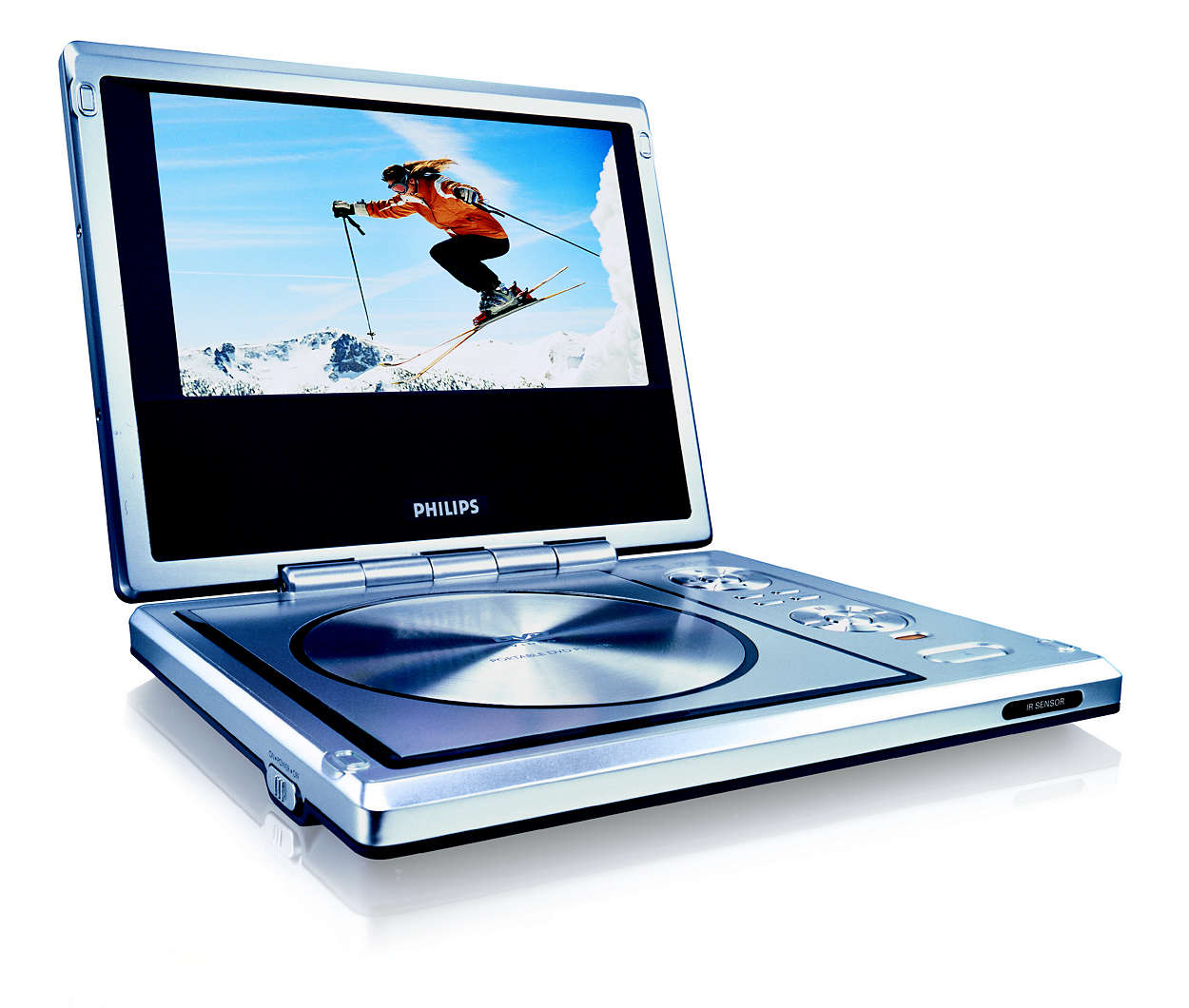 portable dvd player pet710 05 philips. Black Bedroom Furniture Sets. Home Design Ideas