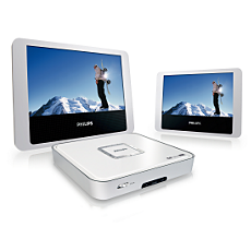 PET712/05  Portable DVD Player