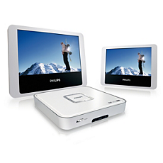 PET712/12 -    Lecteur de DVD portable