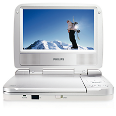 PET716/05  Portable DVD Player