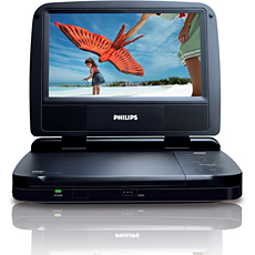 PET721D/05  Portable DVD Player